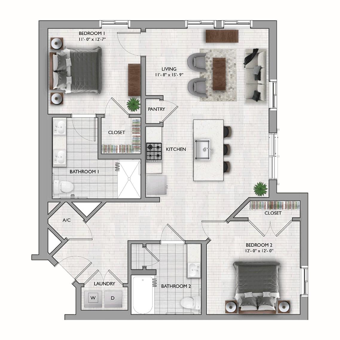 B2-floor-plan-Renaissance-West-River-lg
